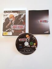 Bleach Soul Resurrection Sony PlayStation 3 Game, PS3, Complete