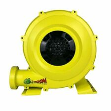 Zoom Used 1/2 Hp Inflatable Bounce House Blower Fan 115 Volt Heavy Duty Air Pump