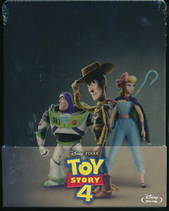 EBOND Toy Story 4 BLU-RAY  Steelbook D395016
