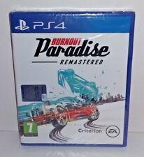 Burnout Paradise Remastered PS4 NUOVO SIGILLATO ITA