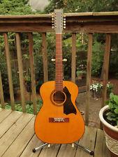 Vintage 1975 Harmony 12-String Guitar Model 319-12272