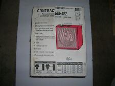 Fahrenheat Contractor 482A Air Heater 240/208 Volt 4900/3600 Watt