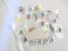 20 Gumball Machine Toy Totem type necklace & parachute toys