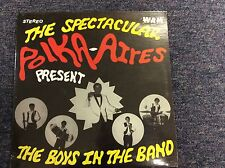 "THE POLKA-AIRES  ""Boys In The Band""  NEW SEALED POLISH STYLE LP"