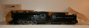 American Flyer LARGE MOTOR Very Rare 21145 Yard King 080 Switcher Very Nice OW