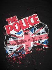 2007-08 POLICE World Tour Concert (SM) T-Shirt STING