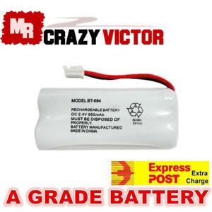 Rechargeable Battery for UNIDEN BT694 BT694S BT694n BT694m BT 694 Cordless Phone
