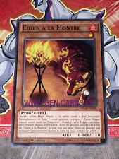 Carte Yu Gi Oh CHIEN A LA MONTRE NECH-FR040 x 3