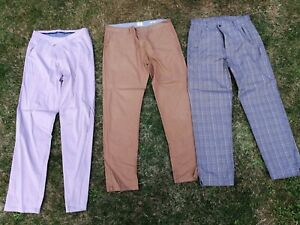 """PING / ACW85 / BRAX  GOLF TROUSERS """" OFFER ON WHICH ONES YOU WANT"""""""