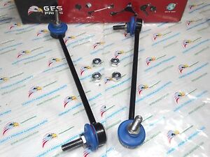 E39 528i 525i 530i 2 NEW Front Stabilizer Bar Links Left & Right 31351095662
