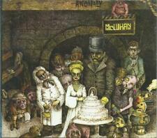 McLUHAN - ANOMALY 1970 CHICAGO CONCEPT PROGRESSIVE HORN ROCK 4 LONG TRAKS SLD CD