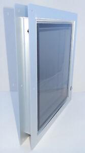 Smart Pet Large Size Insulated Acrylic Lexan Pet Door