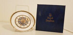 Royal Doulton pin/coin dish 189/250 Marana Exhibition Hurstville SYD Australia