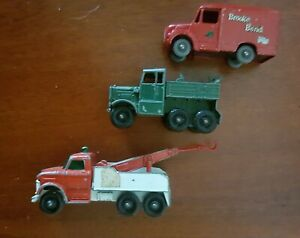 MATCHBOX SUPERFAST MB-71 FORD HEAVY WRECK TOW TRUCK IN USED Job lot