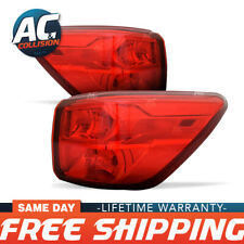 Tail Light Assembly Right & Left Sides for 2017-2019 Nissan Pathfinder