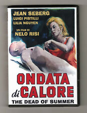 THE DEAD OF SUMMER (1971) Rare Italian Thriller with Jean Seberg w/English subs