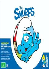 Smurfs - Seasons 1-5 (Ultimate Collection 1) NEW PAL Kids Cult 18-DVD Set
