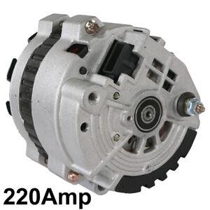 NEW 220A ALTERNATOR FITS PONTIAC FIREBIRD 5.0L 1990-92 1101645 1105711 10463002