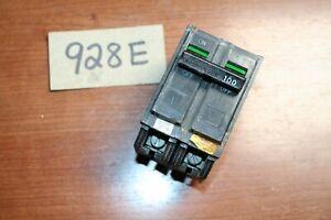 GE 100 Amp 2 Pole 120V 240V Circuit Breaker THQB21100 Old Style E