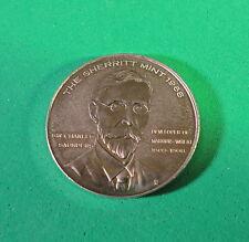Medal - Sir Charles Saunders - 1903 - 1908 - Marquis Wheat - -