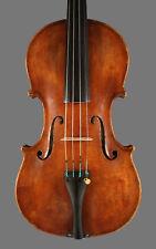 A fine Italian certified violin, Alfredo Contino for Vincenzo Postiglione  1915