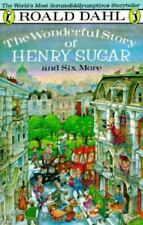 Wonderful Story of Henry Sugar and Six More by Roald Dahl 1988, Paperback