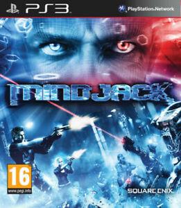 Mindjack PS3 - New and Sealed