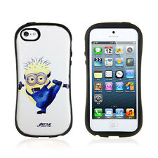 Despicable Me Cutie iFace Anti-Shock Case Cover for iPhone 5 / 5S Taekwondo