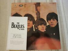 The Beatles - Beatles For Sale PMC1240 2014 Mono Reissue AAA Vinyl Near Mint