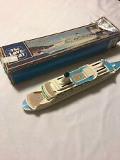 "VINTAGE 1984 MONTEGO PRODUCT THE LOVE BOAT PACIFIC PRINCESS 13"" REPLICA MODEL"