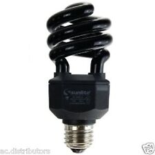 "ES Black light UV Party ENERGY SAVING Globe/Lamp ""Glow light for Parties"""