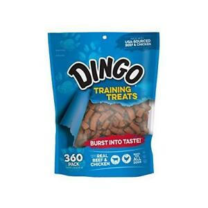 Dingo Soft and Chewy Beef and Chicken Training Treats