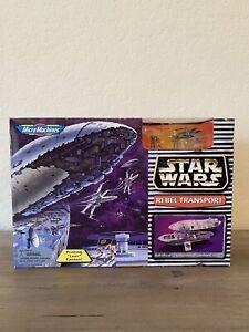 Star Wars Micro Machines Rebel Transport