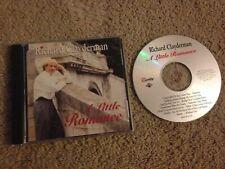 A Little Romance by Richard Clayderman CD