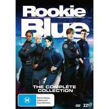 Rookie Blue The Complete Collection DVD Region 4