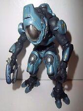 Halo 4 **ELITE RANGER** McFarlane Figure 100% Complete w/ Weapon!!