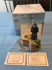 "Harbour Lights,Retired,#247,&#034 ;Fort Jefferson,Fl"" Ltd.Ed.Signed by B. Younger,Nib"