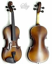 "New Student 16.5"" Viola Outfit with Lightweight Case, Bow and Rosin"