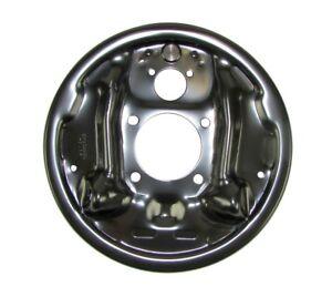 Brake Backing Plate-10/12 Bolt 9.5' Drum Backing Plate Left Rear Right DBBP81L