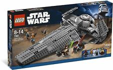 Brand New Lego Star Wars 7961 Darth Maul's Sith Infiltrator w/Exclusive Minifigs