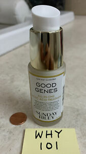 Sunday Riley Good Genes All In One Lactic Acid Treatment 1oz/30ml; NEW w/out Box