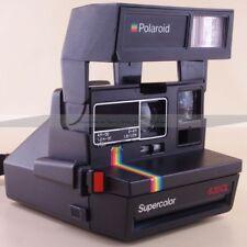 Polaroid Supercolor 635 CL 635 CL Special-examiné & testés (k7p)