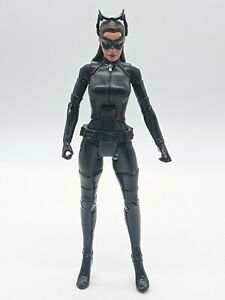 "Batman DC Dark Knight Rises Movie Masters Catwoman 6"" Action Figure Mattel"