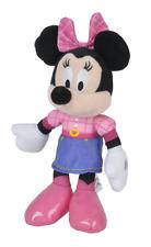 Simba 6315874738-peluche personaje-Disney 's minnie mouse Cow Girl (aprox.) 17cm-nuevo