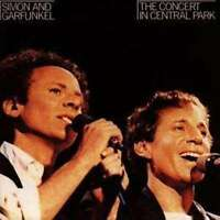 Simon & Garfunkel - The Concert In Central Park CD GEFFEN RECORDS