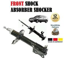 FOR NISSAN ALMERA 1.5 1.8 2.2 Di 2000->ON 2X FRONT LEFT RIGHT SHOCK ABSORBER SET