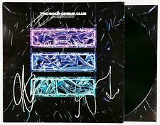 TWO DOOR CINEMA CLUB SIGNED GAMESHOW LP VINYL RECORD ALBUM  W/COA