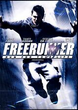 NEW DVD // Freerunner  //  Sean Faris, Tamer Hassan, Rebecca DaCosta,Danny Dyer,