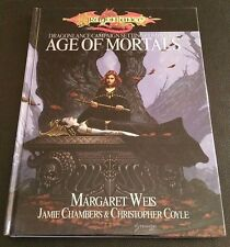 D&D 3.5 2003 DRAGONLANCE AGE OF MORTALS Dungeons and Dragons D20 HC SVP-4001 NEW
