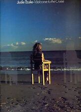 JUDIE TZUKE welcome to the cruise HOLLAND 1979 EX LP